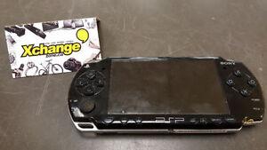 Console PSP 2000 noir + 3 jeux