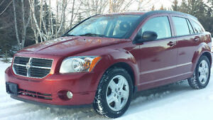ONLY 160 KM 2009 Dodge Caliber SXT For Sale  Shows Like New