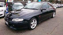 1999 Holden Special Vehicles XU6 Vtii Black 4 Speed Automatic Sedan Maidstone Maribyrnong Area Preview