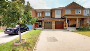 Beautiful And Well Maintained 3 Bedroom Freehold Townhouse.