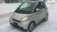 2008 Smart Fortwo| CONVERTIBLE | LOW KM| NO ACCIDENT| WARRANTY