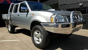 2008 Nissan Navara D22 MY2008 ST-R Silver 5 Speed Manual Utility Underdale West Torrens Area Preview