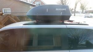 Grand Caravan Roof Storage Bin