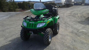***** 2006 ARCTIC CAT 650 4X4 ***** MAY TRADE *****