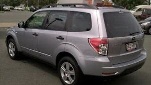 2012 Subaru Forester S3 MY12 X AWD Luxury Edition Silver 4 Speed Sports Automatic Wagon Noosaville Noosa Area Preview