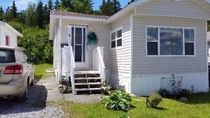 Well-Maintained, Move-In Ready Mobile in Corner Brook/Curling