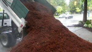 Small Load Deliveries (Soil/Gravel/Mulch/Soil)