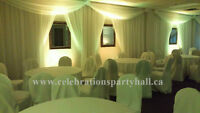 Party Hall available for Baptism/ Holy Communion