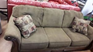 ASHLEY MONTGOMERY SOFA AND LOVE SEAT