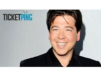 X2 MICHAEL MCINTYRE TICKETS - WINCHESTER THEATRE ROYAL - STALLS - INTIMATE WARM UP SHOW