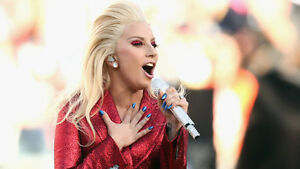 4 TICKETS TO LADY GAGA SEPTEMBER 7 2017 ** Awesome Seats!!