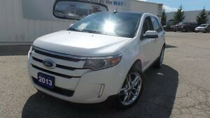 2013 Ford Edge SEL | Vista Roof | Navi | Lthr | Local Trade In