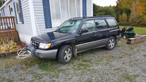 Well Maintained 1998 Subaru Forester