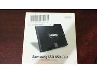 BRAND NEW- SAMSUNG SSD 850 EVO 500GB
