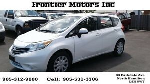 2014 Nissan Versa Note S 3 MONTH LUBRCIO WARRANTY INCLUDED!