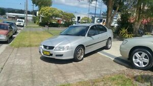 2004 Holden Commodore VZ Executive Silver 4 Speed Automatic Sedan Macquarie Hills Lake Macquarie Area Preview