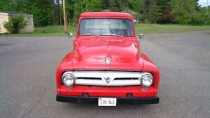 1953 Ford F100, Flathead V8 Beautiful Shape
