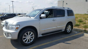 FULLY LOADED 2010 INFINITI QX56 LUXURY SUV 7 SEATER  $23,000