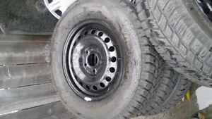 Hankook Winter tires Gatineau Ottawa / Gatineau Area image 2