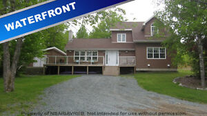 SOLD by BRENDA K ~ Water Front Property is Move In Ready