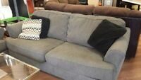 ASHLEY GAYLER SOFA AND LOVE SEAT