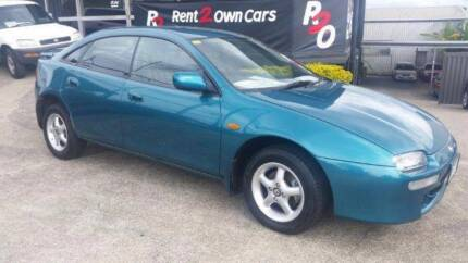 $1000 DEPOSIT 1996 Mazda 323 Hatchback $1000 DEPOSIT Slacks Creek Logan Area Preview