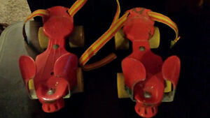 Ajustable Nash Roller Skates (Roller Blades Will Trade