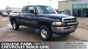2001 Dodge Ram 1500 4x4 ext cab Sask Registered.