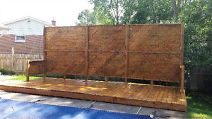 SAVE $200 ON UR DECK OR FENCE OR BOTH ! CITY'S BEST PRICE