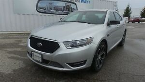 2016 Ford Taurus SHO, AWD, Performance Pkg