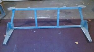 BACK RACK for small truck.   It is available if the ad is up.