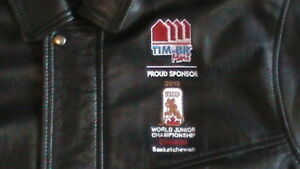 2010 IIHF World JR Championships Jacket Regina Regina Area image 2