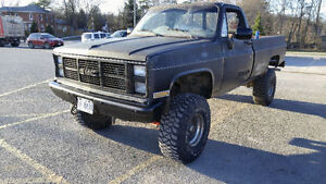 LS Swapped 1987 K1500