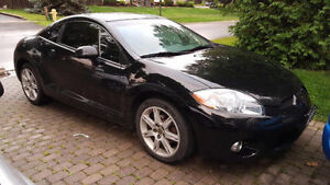 2006 Mitsubishi Eclipse V6 GT Fully Loaded - Safety & E Tested