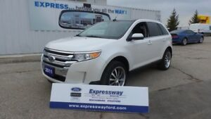 2011 Ford Edge Limited AWD 285hp Leather, Pano Roof, Navi