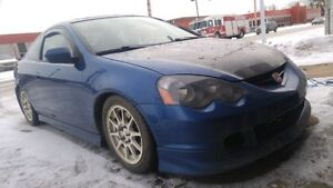 Track Ready 2004 Acura RSX Type S K20A02