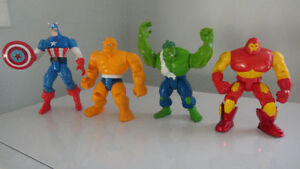1995-1997 Action Super Heroes
