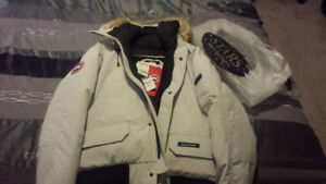 Men's Canada Goose Chilliwack Bomber Jacket **Authentic**
