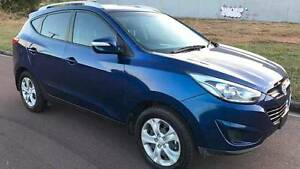 2014 Hyundai IX35 Wagon Winnellie Darwin City Preview