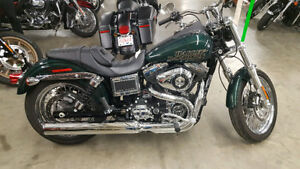 2015 Harley Davidson Dyna- low kms and BAD CREDIT FINANCING