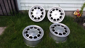 Ford Mustang 5.0 rims