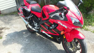 Super clean red Honda CBR EXCELLENT condition