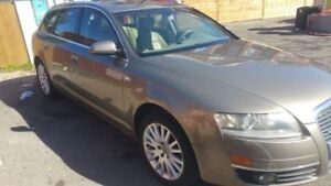 2006 Audi A6 3.2 Avant Station Wagon hard to find with Safety