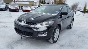 2007 Mazda CX-7 GT AWD Accident Free,  Sunroof,  A/C,  Accident