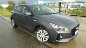 2018 Hyundai i30 PD MY18 Go D-CT Grey Metallic 7 Speed Sports Automatic Dual Clutch Hatchback Bassendean Bassendean Area Preview