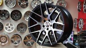 19x8.5 front 19x9.5 rear BC Forged Replica Wheels ( 4 new $899 + tax ) @Zracing 905 673 2828 Rims for Audi Benz