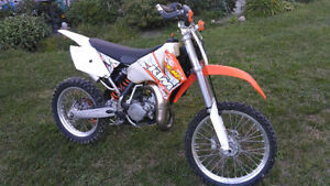 2011 KTM SX105 Set up for woods, or track. With ownership.