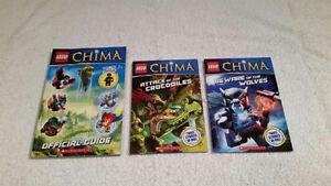 Lego Chima Books
