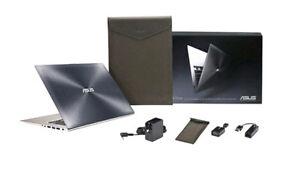 ASUS Zenbook i7 GeForce 620M