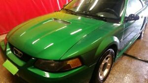 2001 Ford Mustang Convertible SAFETIED